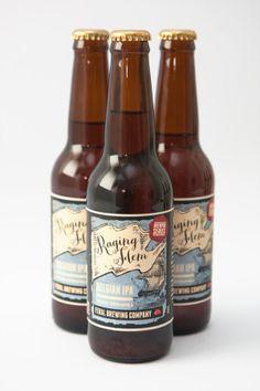 #packaging #design Craft beer labels for Feral Brewing