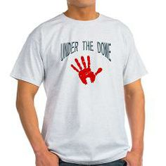Bloody Hand Under the Dome Light T-Shirt