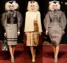 Thom Browne ensembles are insane. And I would wear the heck out of them, much to my boss's chagrin.