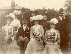 Victorian wedding group | Flickr - Photo Sharing!