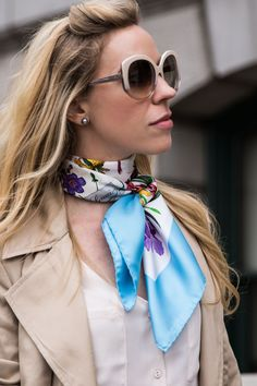 Cashmere Silk Scarf - Mihaela by VIDA VIDA 9fk9EXYX5