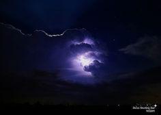 'Nebraska Storm in July' by shezashootingstar Star Photography, Shooting Stars, Nebraska, Celestial, Outdoor, Outdoors, Outdoor Games, Falling Stars
