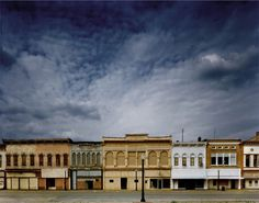 Cairo, Illinois.Photography by Michael Eastman.From his book Vanishing America