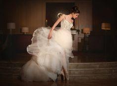 A Gorgeous Nutcracker-Themed Wedding | Fashion Wedding Trends