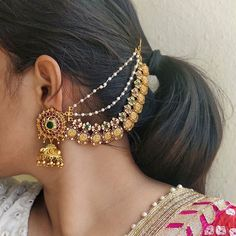 Gold jewelry Fashion Dubai - - Gold jewelry Quotes - Antique Gold jewelry Design - Real Gold jewelry Pakistani - How To Wear Rose Gold jewelry Antique Jewellery Designs, Gold Earrings Designs, Gold Jewellery Design, Antique Jewelry, Gold Jewelry, Designer Jewelry, Vanki Designs Jewellery, Jewelry Rings, Jewelry Scale