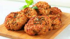 Hambúrguer de Cenoura - Receitas de Cozinha