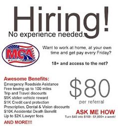 Contact me or visit my website for more info!!   You can leave your info here for me to contact you  https://motorclubcompany.com/associate/bossbabekellz/capture.php