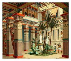 Imagen interior de templo