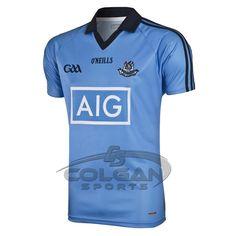 Dublin GAA All Ireland Football Final 2015 Replica Jersey Football Final, Gym Gear, Striped Jersey, Dublin, Ireland, Polo Ralph Lauren, Sports, Mens Tops, Clothes
