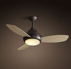 ceiling lamp with fan axis fan restoration hardware 359 sale bedroom decor pinterest. Black Bedroom Furniture Sets. Home Design Ideas