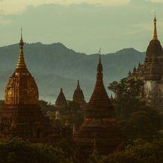 Shwedagon Pagoda, Yangon, Burma | Places I want to go | Pinterest ...