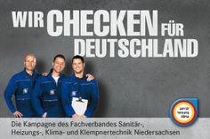 Wir checken für Deutschland – die Kampagne