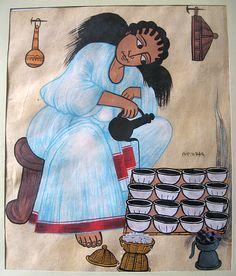 Ethiopian Fun Fact Friday…I need a bunna…a coffee!