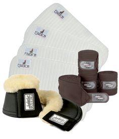 Treat Yourself Package - Bandage colour of choice , ESKADRON,,Bandages and Underlays,Eskadron