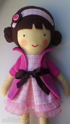 Laleczka angelika lalki dollsgallery lalka zabawka przytulanka