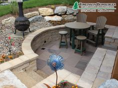 sunken patio images - Yahoo Image Search Results