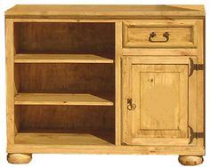 American Mission Oak65 TV Console | TV Cabinets | Pinterest | TVs ...