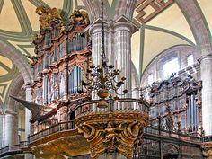 Mexico City organ