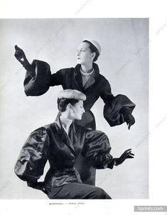 Balenciaga (Couture), 1952