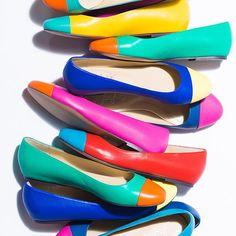 Like delectable shoe candy. 🍭 #shoesofprey #shoelife #preygame #designyourown #designyourownshoes #shoes #flats #color