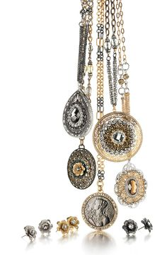 Nordstrom 'Romantics' Antique-Inspired Jewelry #Nordstrom #AugustCatalog