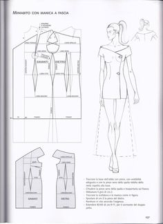 60 new ideas sewing techniques costura Sewing Dress, Dress Sewing Patterns, Sewing Clothes, Clothing Patterns, Diy Clothes, Sewing Hacks, Sewing Tutorials, Sewing Projects, Techniques Couture