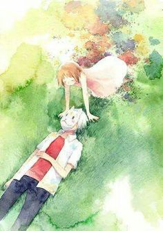 Hotarubi no mori e This CRUEL anime movie, I knew it was going to break my heart....but I watched it anyway *sobs