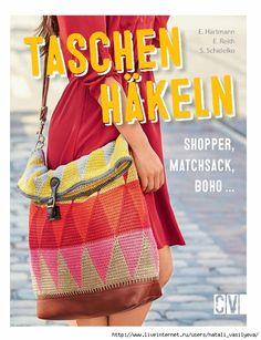 Taschen Hakeln: Shopper, Matchsack, Boho