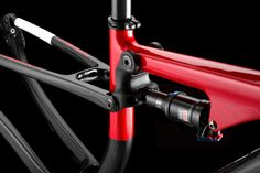 #TRAIL29 #model frame #black and #red