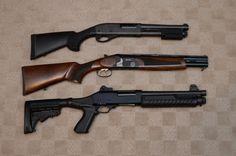 Interest in a short Baikal shotgun - Page 80