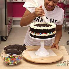 Perfect bday cake