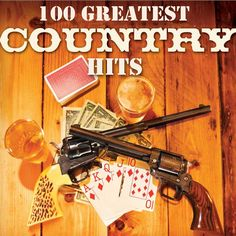 Various Artists - 100 Greatest Country Hits (AudioSonic Music) [Full Album]