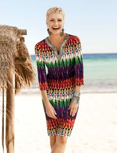 Brighten Up! It's Summer!  #chicos