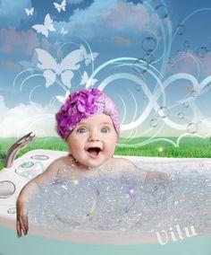 Banho de Espuma - Virginia  Lucia