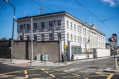 Bridewell Garda Station (Police Station) [The Streets Of Ireland]