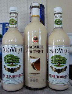 And sweet, delicious, dangerous coquito. | 35 Things Puerto Ricans Know To Be True