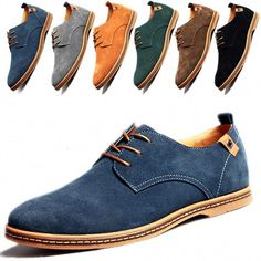 Hot business mens fashion  businessmensfashion Mens Suede Dress Shoes b4753dbeb9b2