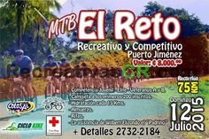 Recreativa MTB El Reto 2015