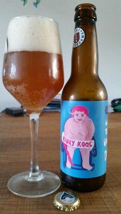 Kinky Koos // 7,5/10 // Brouwerij de Prael & Two Chefs Brewing