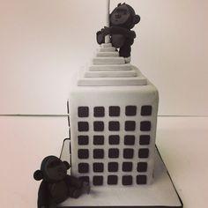 Empire State Building cake