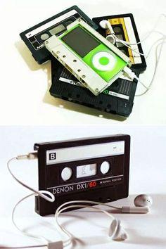 Case 'Kasseta' para el iPod Nano de contextura Diseño