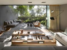 Barrancas House - Inside out by Ezequiel Farca Architecture & Design photos by Roland Halbe
