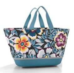 Reisenthel Shopping shoppingbasket flower
