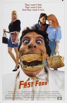 Fast Food Movie Poster Puzzle Fun-Size 120 pcs