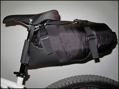 My First Seat Bag...