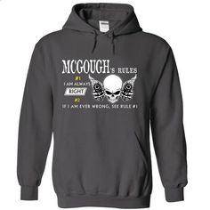 MCGOUGH RULE\S Team .Cheap Hoodie 39$ sales off 50% onl - #tshirt quotes #hoodie fashion. MORE INFO => https://www.sunfrog.com/Valentines/MCGOUGH-RULES-Team-Cheap-Hoodie-39-sales-off-50-only-19-within-7-days.html?68278