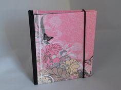 Ringbuch / Notizbuch A6 von Steffis-Potpourri auf DaWanda.com