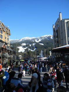 Whistler Canada! So Beautiful!