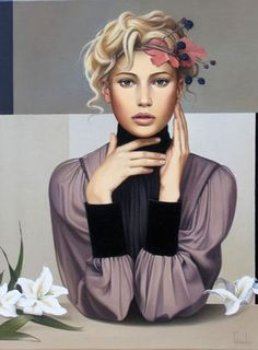 Ginette Beaulieu, 1954 | Tutt'Art@ | Pittura * Scultura * Poesia * Musica |