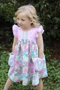The Eleanor Dress, Top and Romper sewing pattern